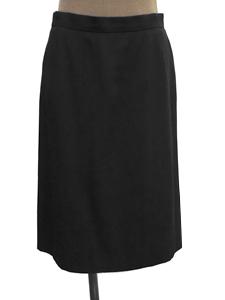 ウール セミタイトスカート
