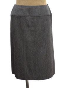 ウールセミタイトスカート
