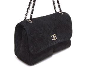 シャネル/シャネルのバッグ、シャネルの財布/シャネル/バックスキン チェーンショルダーバッグ
