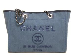 76f951f772b1 シャネル/シャネルのバッグ、シャネルの財布/シャネル/スパンコール ロゴ ドーヴィル トート ...