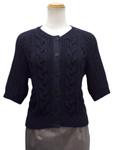 フォクシー FOXEY NEW YORK/Baby Cable Sweater Cardigan
