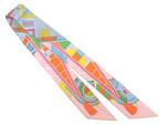 エルメス/ツイリー 【L'Art Indien des Plaines(草原のインディアンアート)】【SALE】