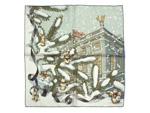 エルメス/プチカレ 【Noel au 24 Faubourg (フォーブル24番地のクリスマス)】