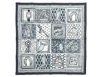 エルメス/カレH 65 スカーフ 【Le Boubou H(ブーブーH)】
