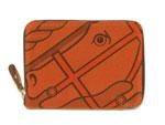 エルメス/スティーブル ラウンドジップ財布