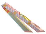 エルメス/ツイリー 【Geometrie Cretoise (クレタの幾何学)】
