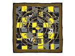 エルメス/カレ90 スカーフ 【HERMES SPORT (エルメススポーツ)】【値下げ】