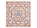 エルメス/カレ90 スカーフ 【Parures des Maharajas (マハラジャの装身具)】