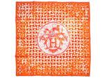 エルメス/カレ90 スカーフ 【Mosaique Au 24 (モザイク24)】