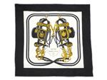 エルメス/スムーズカレ スカーフ 【BRIDES DE GALA (式典用馬勒)】【SALE】
