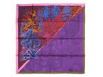 エルメス/新作 カレ90 スカーフ 【Les legendes de l Arbre Coloriage (木の伝説 コロリアージュ)】【SALE】