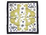 エルメス/カレ90 スカーフ 【Les Leopards (レオパード)】