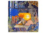 エルメス/カレ90 スカーフ 【Acte III, Scene I, La Clairiere (三幕一場、森の空き地にて)】