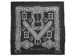 エルメス/新作 カレ ウォッシュ 90 スカーフ 【Boucles et Galons du Tsar (ツァーリのバックルと飾緒)】【SALE】