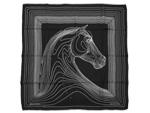 エルメス/カレ ウォッシュ 90 スカーフ 【Pegase Paysage (ペガサスの風景)】【SALE】