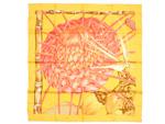 エルメス/カレ90 スカーフ 【Jardin Creole (クレオルの楽園)】
