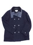 アルマーニ ジュニア/中綿入りダブルボタンジャケット