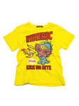 ヒステリックミニ/怪獣ベビーTシャツ