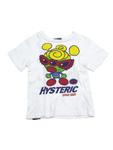 ヒステリックミニ/SPACE BABY Tシャツ