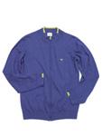 アルマーニ ジュニア/ジップアップニットセーター