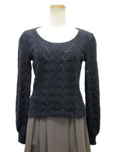 ウールニットセーター【値下げ】