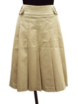 マックスマーラ/ボックスプリーツスカート