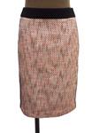 バナナリパブリック/ツイードタイトスカート