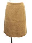 バレンシアガ/ひざ丈台形スカート
