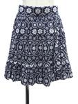 ケイトスペード/フラワー刺繍スカート